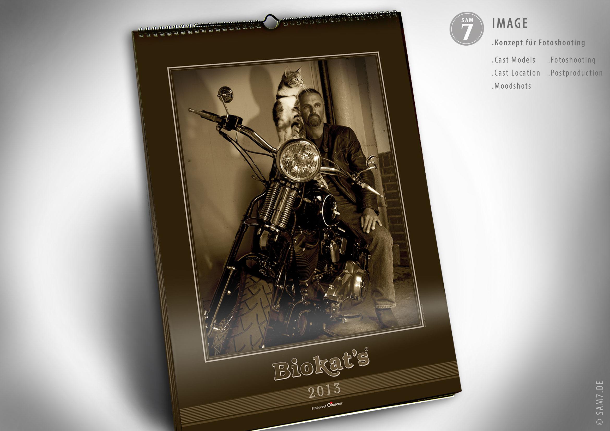 Image Fotografie. Kalender.