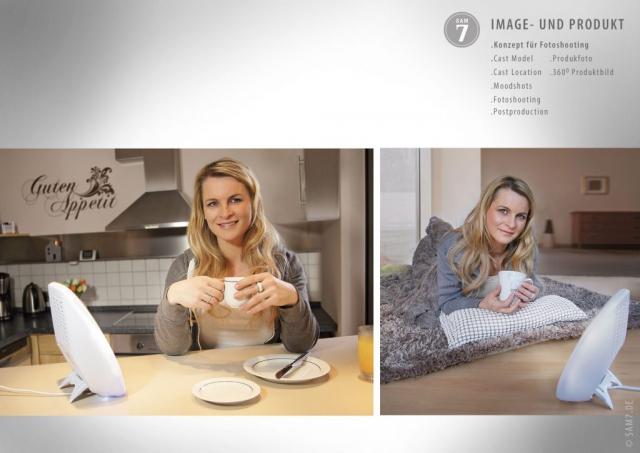Image- und Produktfotografie. Mednovis.