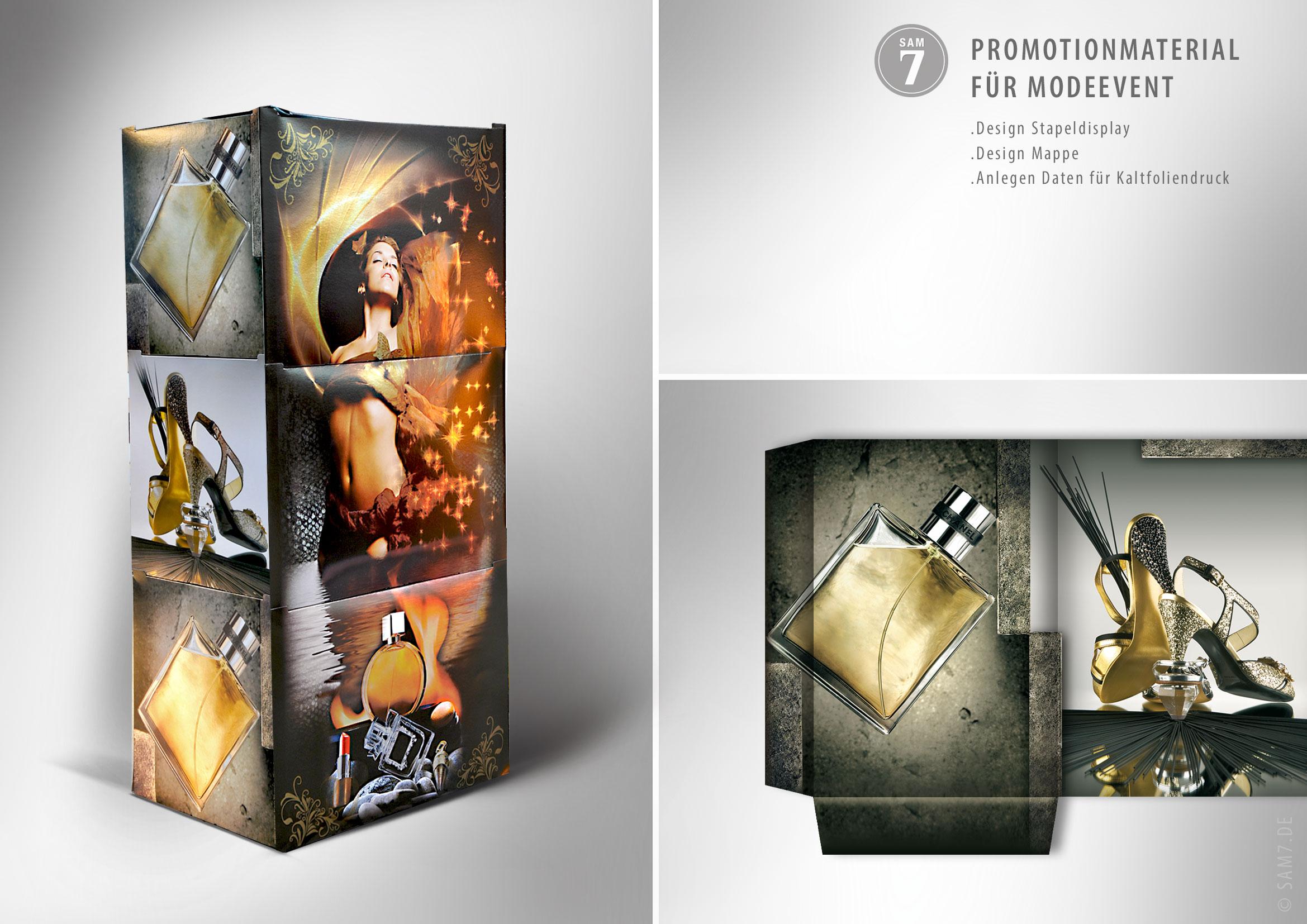 Promotion Mode Display Design
