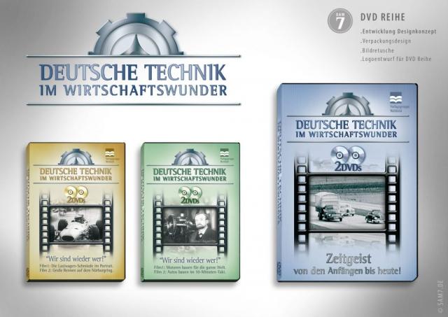 DVD Verpackungsdesign. Weltbild Verlag.