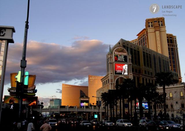 Las Vegas Fotoshooting