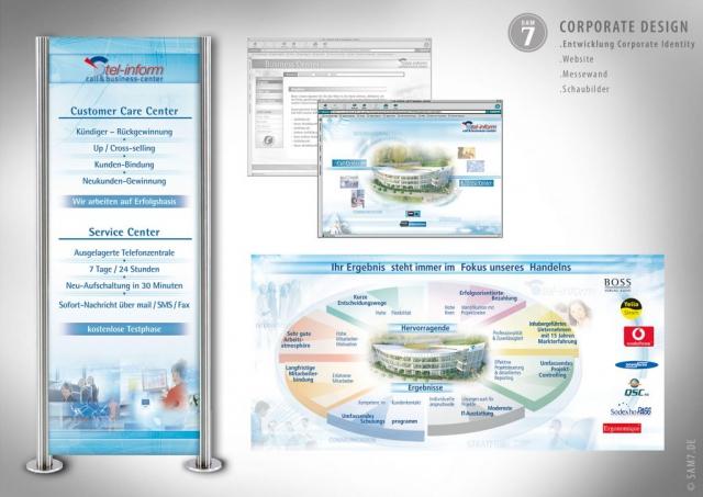 Tel-Inform Corporate Design
