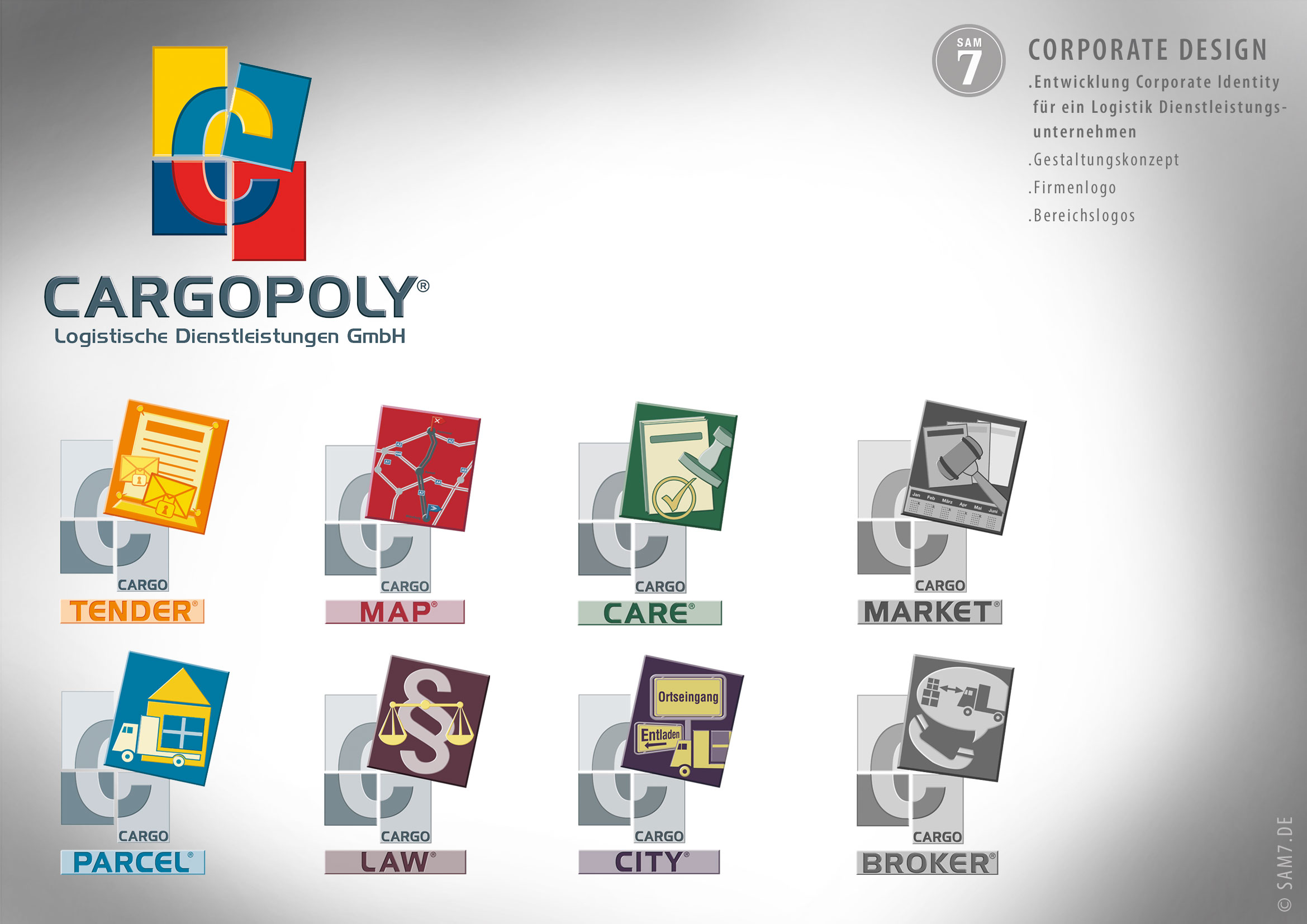 Corporate Design. Cargopoly®.