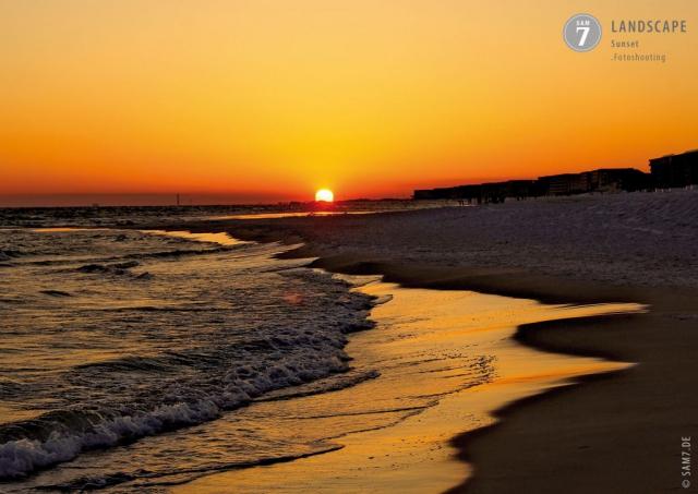 Fotoshooting Sunset
